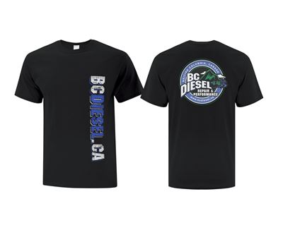 Picture of BC Diesel T-Shirt - Mens Short Sleeve