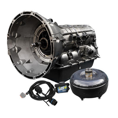 Picture of BD Diesel HD 6R140 Transmission & Converter Package - Ford 2011-2016 4WD