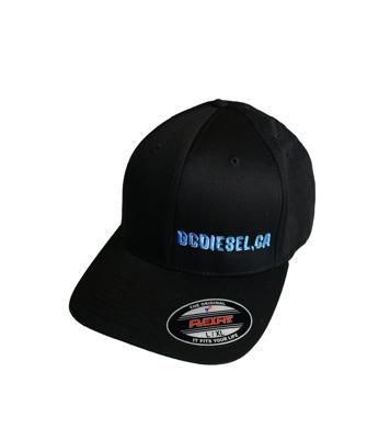 Picture of BC Diesel Classic Flexfit Black Ballcap Hat