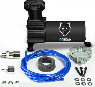 Picture of Pacbrake HP325 Series Basic 12V Air Compressor Kit - Black