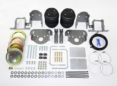 Picture of Pacbrake Heavy Duty Rear Air Spring Suspension Kit - Ford 2017-2021 F250/F350/F450 (2wd/4wd)